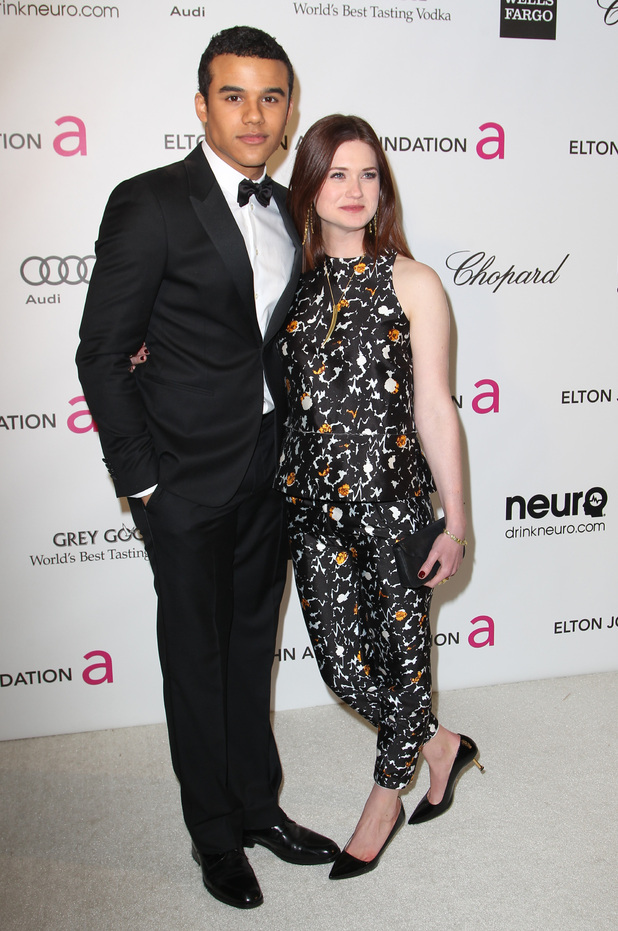 Jacob Artist, Bonnie Wright