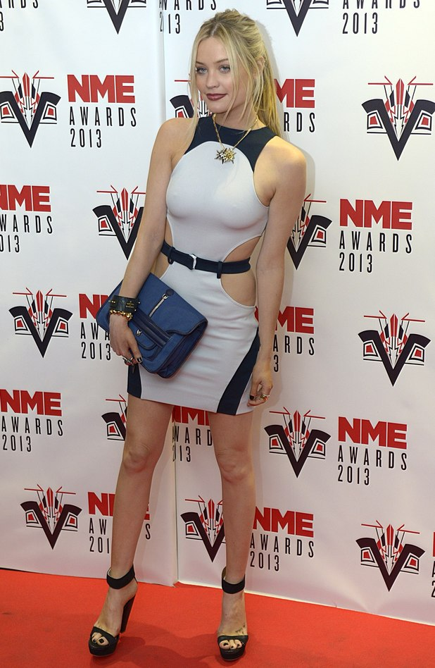 2013 NME Awards: Laura Whitmore
