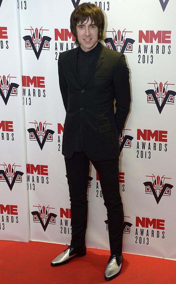 2013 NME Awards: Miles Kane