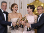 Oscars 2013: Winners list in full