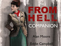 Alan Moore and Eddie Campbell's companion book arrives on the digital platform.