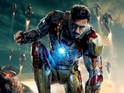 Robert Downey Jr previews his return as industrialist-turned-hero Tony Stark.