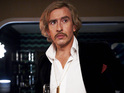The I'm Alan Partridge star portrays porn baron Paul Raymond in the movie.