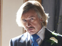 Alan Partridge star plays porn baron Paul Raymond in latest film.