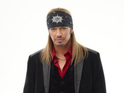Bret Michaels is playing a version of himself in the post-apocalyptic series.