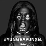 Azealia Banks's 'Yung Rapunxel' artwork