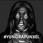 Azealia Banks's 'Yung Rapunxel' artwork
