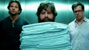 Bradley Cooper, Ed Helms and Zach Galifianakis return for the final Hangover instalment.