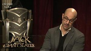 Stanley Tucci on 'Hunger Games' sequel, 'Your Voice In My Head' projects