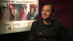 Jude Law on Sherlock Holmes 3