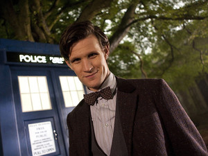 Doctor Who Series 7 sneak peek: The Doctor and the TARDIS