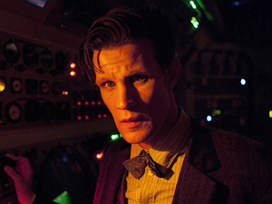 Doctor Who Series 7 sneak peek: Matt Smith in Episode 3, which is set on a submarine
