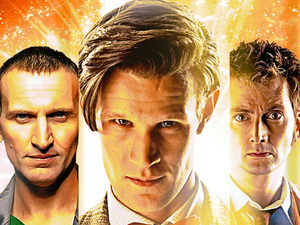 'Doctor Who' 50th anniversary - official image