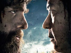 Zach Galifianakis and Ken Jeong in &#39;The Hangover Part III&#39; poster
