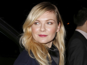 Kirsten Dunst, Paris Fashion Week 2013
