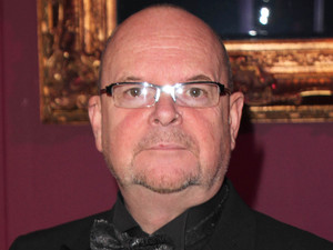 James Whale attending the 8th Annual British Curry Awards at The Battersea Evolution in London.