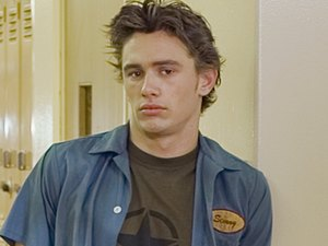 James Franco as Daniel Desario in 'Freaks and Geeks'