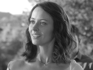 Amy Acker as Beatrice in 'Much Ado About Nothing'