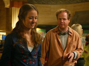 Amy Acker as Fred Burkle in 'Angel'
