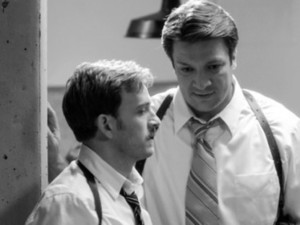 Nathan Fillion as Dogberry in 'Much Ado About Nothing'