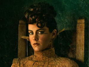 'Hunger Games: Catching Fire' Capitol portrait: Jena Malone as Johanna Mason