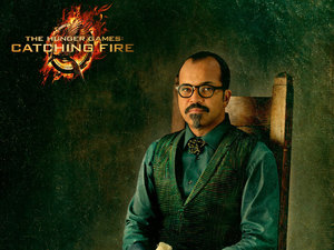 'Hunger Games: Catching Fire' Capitol portrait: Jeffrey Wright as Beetee