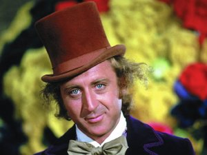 Gene Wilder as 'Willy Wonka' in 'Willy Wonka and the Chocolate Factory'