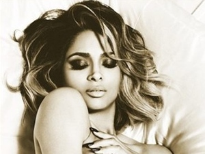 Ciara 'Body Party' artwork