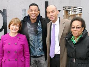 Tessa Jowell, Will Smith, Chuka Umunna, Rachel Heywood