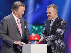 Terry Wogan and Graham Norton on Comic Relief's Big Chat