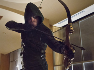 Arrow S01E16: 'Dead To Rights'