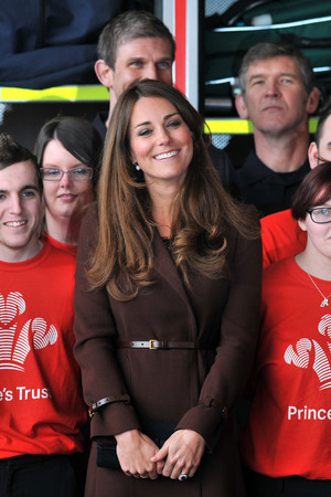 Duchess of Cambridge, Kate Middleton, Grimsby, Prince&#39;s Trust