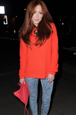 Natasha Hamilton, Harvey Nichols Fashion Show, Manchester