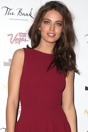 Emily DiDonato at the SI Swimsuit VVIP After Party hosted by The Bank Nightclub at The Bellagio Las Vegas - Feb 14 2013