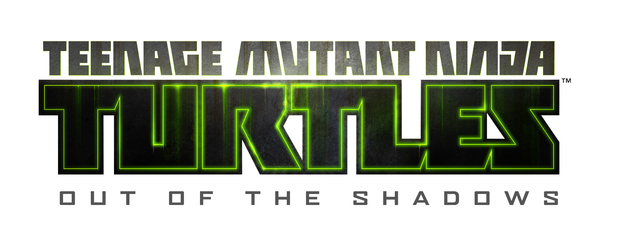 Teenage Mutant Ninja Turtles: Out of the Shadows logo