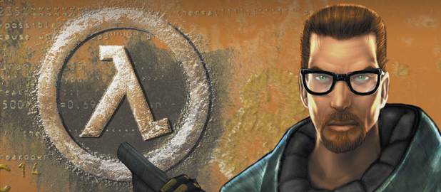 Cover artwork of Half-Life PC