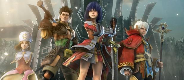 Images for Vita RPG Ragnarok Odyssey