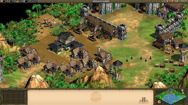 &#39;Age of Empires 2&#39; HD edition
