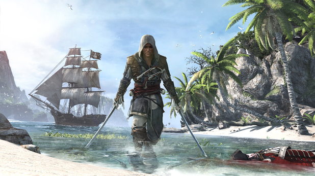 The first Assassin&#39;s Creed 4: Black Flag images