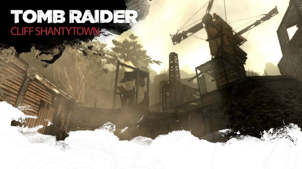 Tomb Raider Caves and Cliffs Multiplayer Map Pack