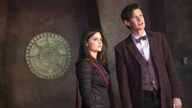 Doctor Who Series 7 sneak peek: Matt Smith and Jenna-Louise Coleman