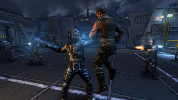 'AVP: Evolution' screenshot