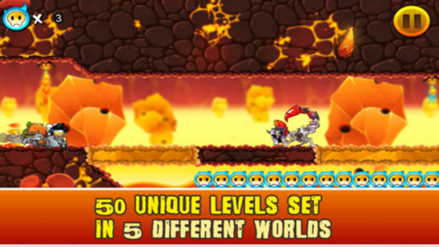 'Hell Yeah! Pocket Inferno' screenshot