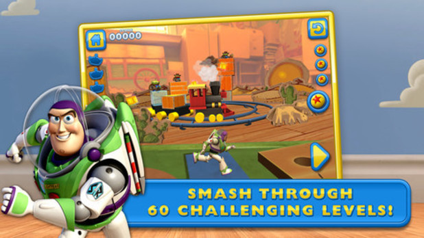 'Toy Story: Smash It!' screenshot