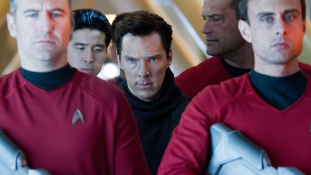 Benedict Cumberbatch Star Trek Into Darkness Khan John Harrison