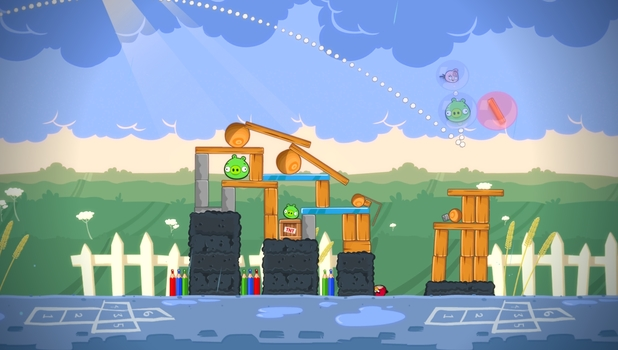 'Angry Birds Trilogy' DLC image