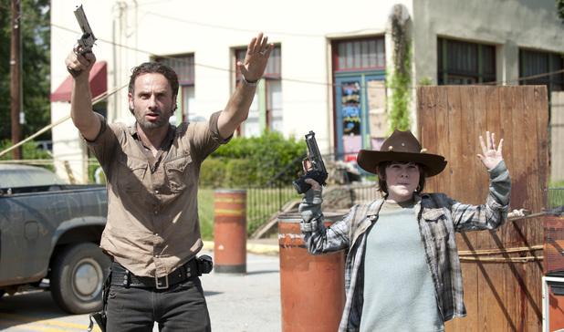 The Walking Dead S03E12: 'Clear'