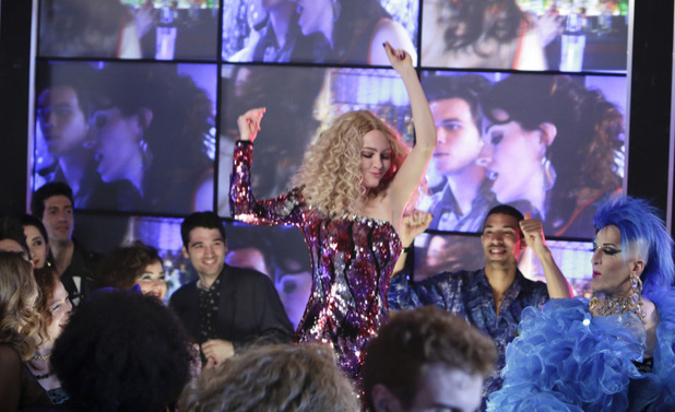 The Carrie Diaries S01E08: 'Hush Hush'