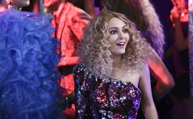 The Carrie Diaries S01E08: 'Hush Hush'