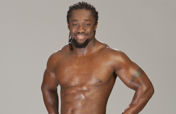 WWE Superstar Kofi Kingston